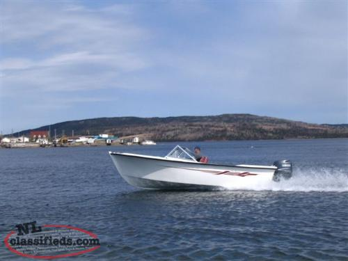 New 20' Sea Serpent Bowrider