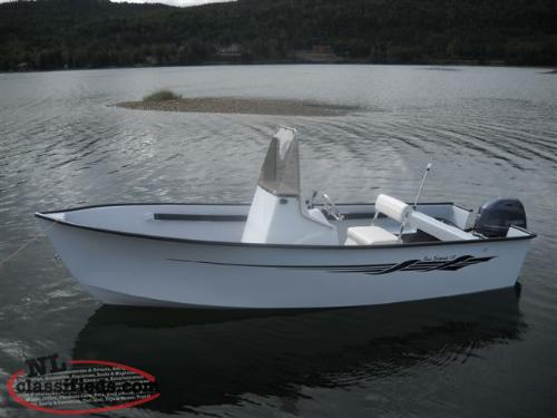 New Sea Serpent 18' and 20' Center Console