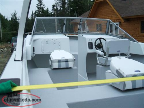 Sea Serpent 22' Bowrider