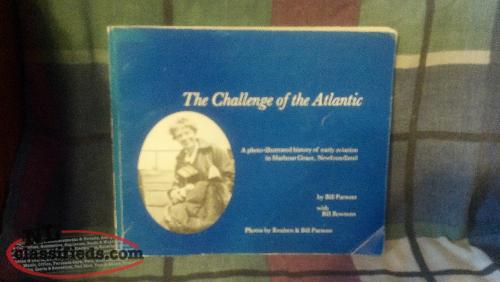 The Challenge of the Atlantic Signed by the Author
