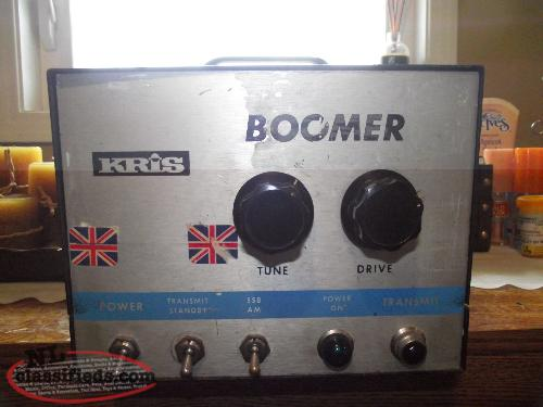 1970's KRIS Amp. I CAN DELIVER. (Trades considered)