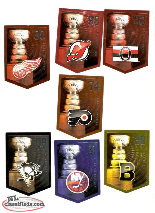 2012 panini stanley cup ..complete set of 92