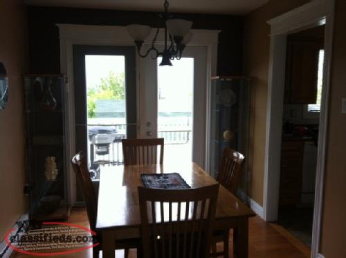 ***Furnished home, 15min from St. John's, in beautiful CBS**