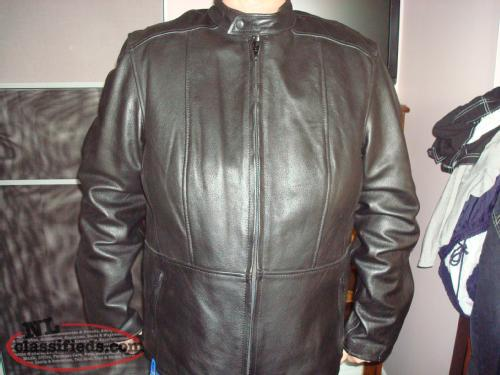 FS: Leather Motorcycle Jacket