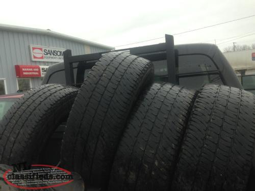 4 Michelin tires 275/70/18