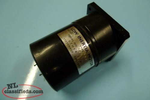 Low Inertia Motor 24 Volt DC I CAN DELIVER