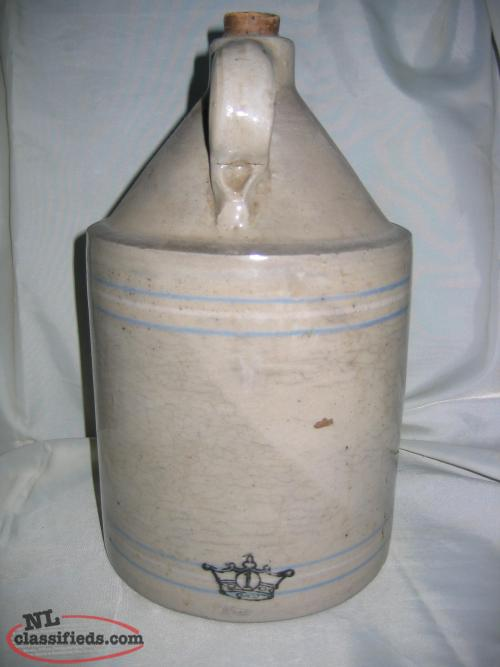 Antique English Jar