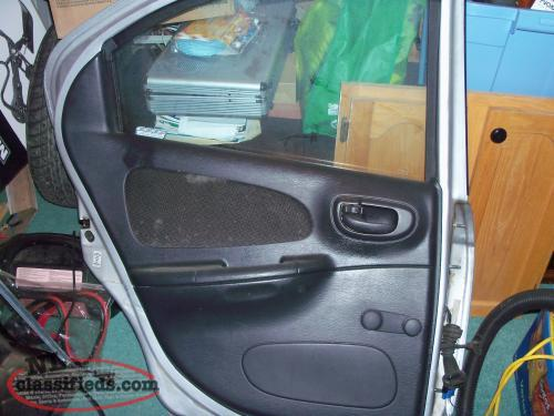 dodge rear door