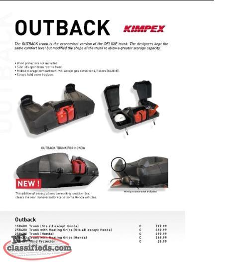 Kimpex Outback Storage Box