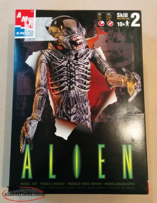 AMT Alien Model (Vintage/New in Box)