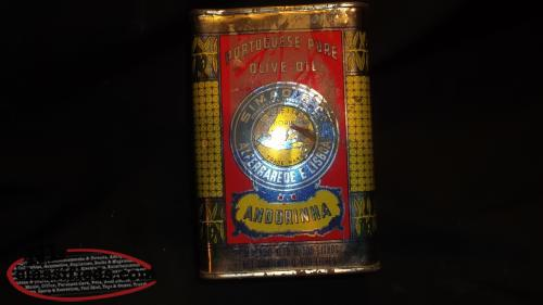 COLLECTION OF ANTIQUE BISCUIT TINS