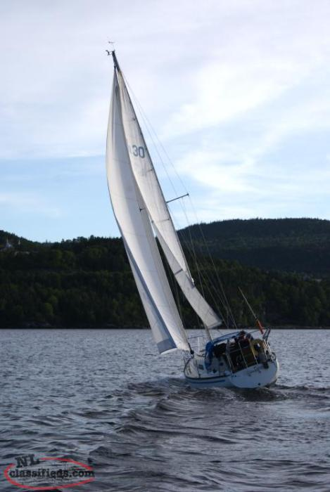 Sailboat - Hunter 30 For Sale, NEW PRICE $$$$$$$ - motivated seller