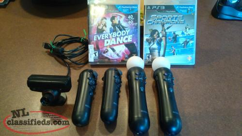 Play Station Move for PS3