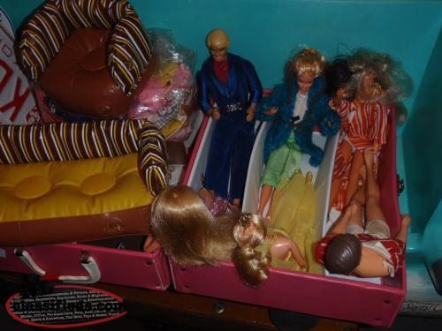 1968 barbie doll collection