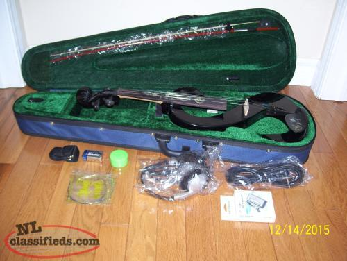 4/4 Ellectric Violin
