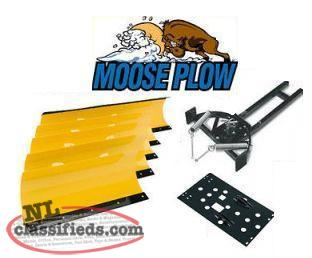 HUGE SAVINGS - ATV PLOW KITS (QUICK CONNECT)