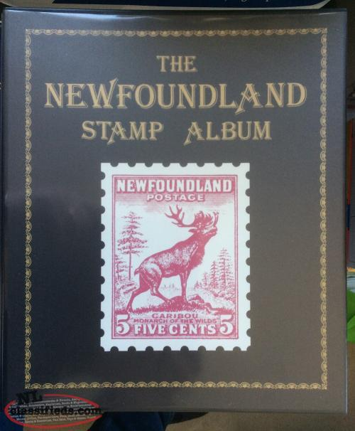 Newfoundland Stamp Album