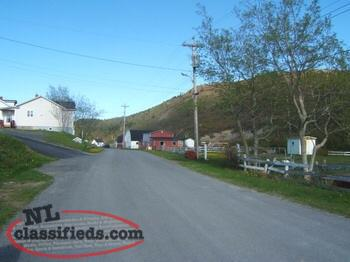 REDUCED!!! NOW 29,900.LAND FOR SALE Beach Ave. Salmon Cove, Conception Bay North