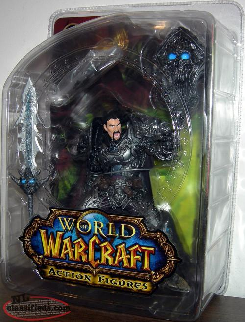 World of Warcraft (WOW) Action Figure - Human Warrior