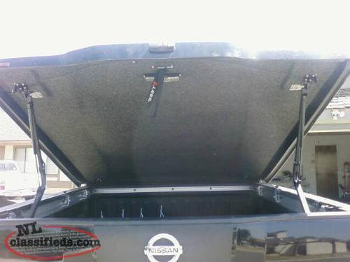 Leer 700 Tonneau Cover For Nissan Titan Crew Cab Gander