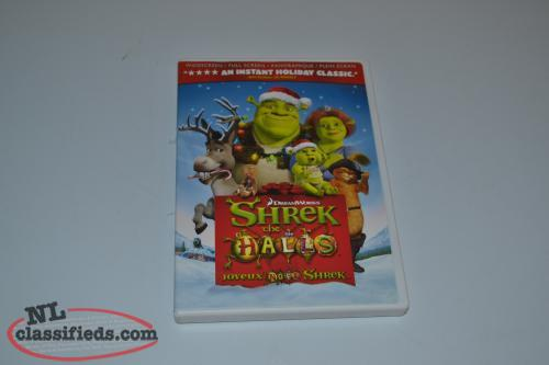 Shrek the Halls - DVD
