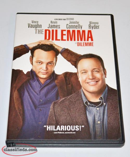 The Dilemma - DVD