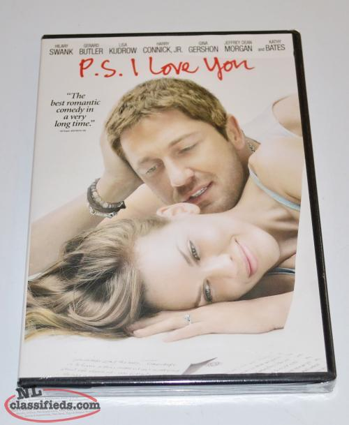P.S I Love You - DVD NEW, Sealed in package!