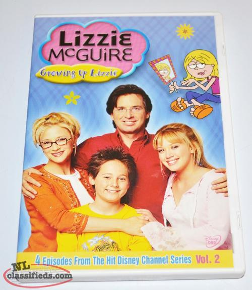 Disney's Lizzie McGuire Vol. 2: Growing Up Lizzie - DVD
