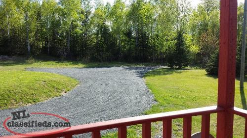 HOUSE AND 12 ACRES FOR SALE IN BEAUTIFUL PORT BLANDFORD!!!