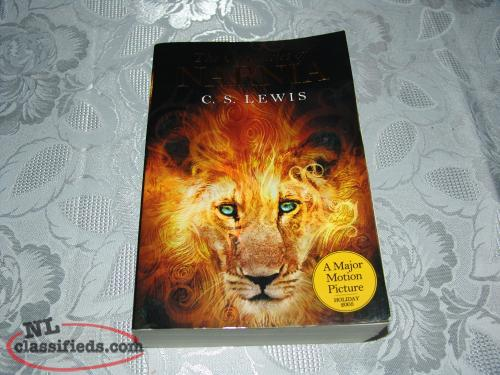 The Chronicles Of Narnia Book 7 in 1 Paperback 767 Pages C.S. Lewis