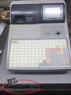 SHARP UP 700 CASH REGISTER