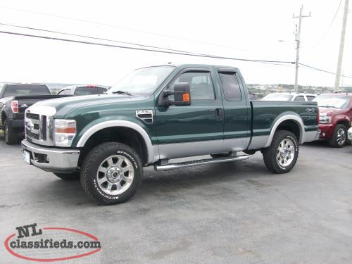 2008 Ford F-250 Lariat 5.4L *NEW PRICE*