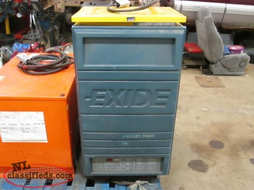 24V Forklift Battery Chargers