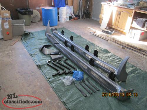 For Sale - Running Boards