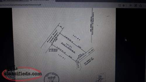 Land for sale on Gambo River