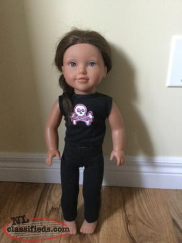 Newberry Doll for sale. Like new.