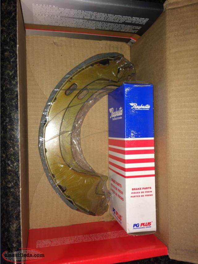 F150 Rear Brake Shoes
