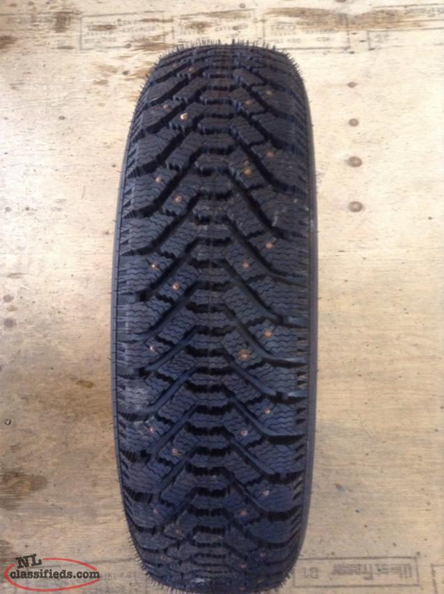 Goodyear Nordic Winter Tire >> P205 75r15 Brand New Goodyear Nordic Studded Snow Tire