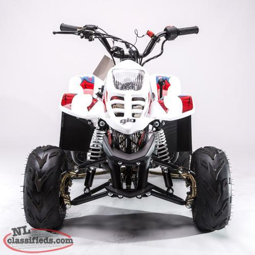 2020 GIO MINI 110 KIDS ATVs Arriving Soon