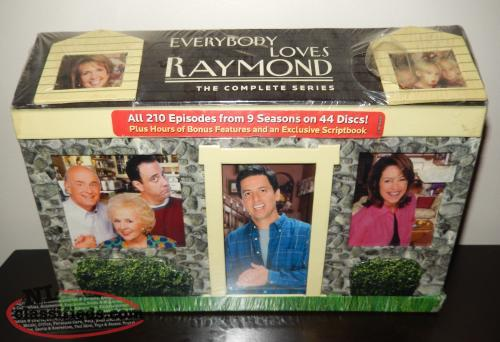 Everyone Loves Raymond Complete Collector Edition (New)