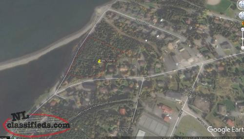 3.3 Acres of land for sale in Bay Roberts with Ocean View
