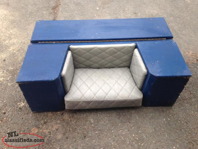 Storage Compartment/seat
