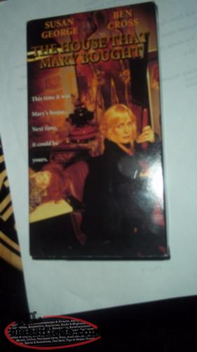 VHS movie for sale, THE HOUSE THAT MARY BOUGHT