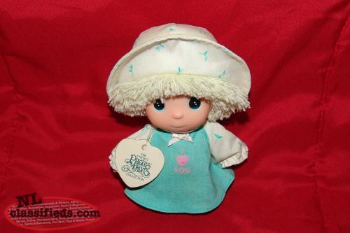 Vintage Precious Moments Doll Hi Babies 1989
