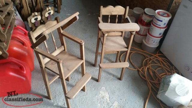 handmade Wooden crafts and furniture