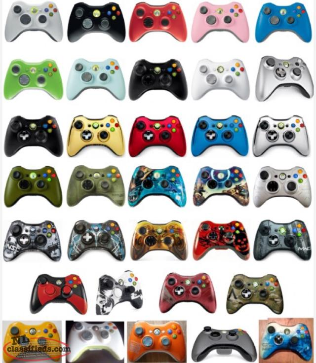 LOOKING FOR LIMITED EDITION CONSOLES/CONTROLLERS