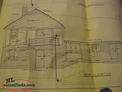 COMPLETE HOUSE PLANS