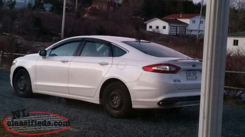 2016 ford fusion all-wheel-drive Titanium Just Like New