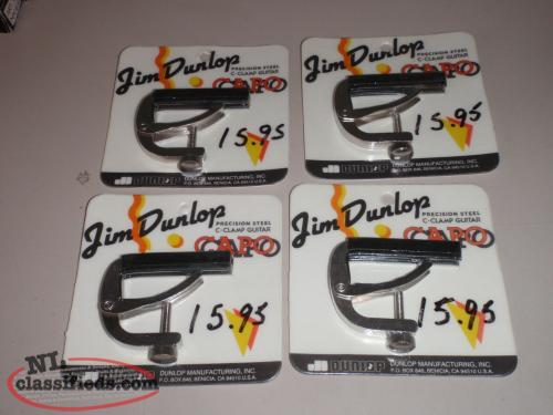 VINTAGE NEW / OLD STOCK GUITAR CAPO'S