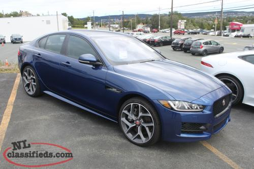 2017 Jaguar XE V6 R-Sport CERTIFIED PRE-OWNED BIG SAVINGS! $449 bi weekly
